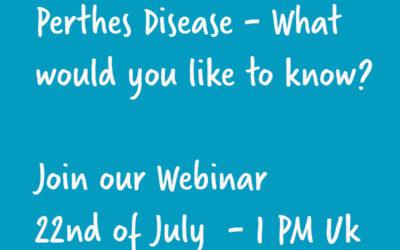 Webinar on Perthes Disease