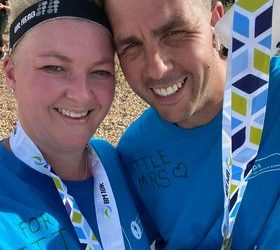 Running for Etta diagnosed with Hip Dysplasia